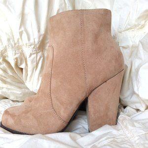 Zara Block Heel Boots